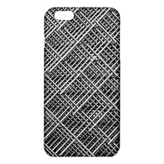 Grid Wire Mesh Stainless Rods Iphone 6 Plus/6s Plus Tpu Case