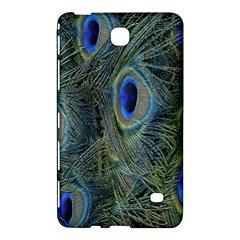 Peacock Feathers Blue Bird Nature Samsung Galaxy Tab 4 (8 ) Hardshell Case