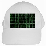 Matrix Earth Global International White Cap Front