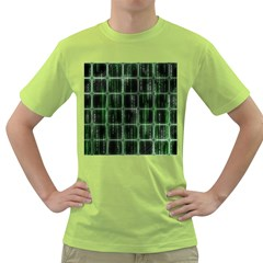 Matrix Earth Global International Green T Shirt