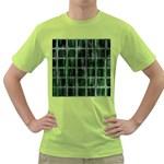Matrix Earth Global International Green T-Shirt Front
