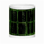 Matrix Earth Global International Night Luminous Mugs Center