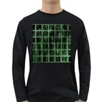 Matrix Earth Global International Long Sleeve Dark T-Shirts Front