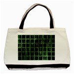 Matrix Earth Global International Basic Tote Bag Front
