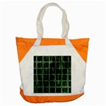 Matrix Earth Global International Accent Tote Bag Front