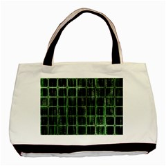 Matrix Earth Global International Basic Tote Bag (two Sides)