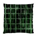Matrix Earth Global International Standard Cushion Case (One Side) Front