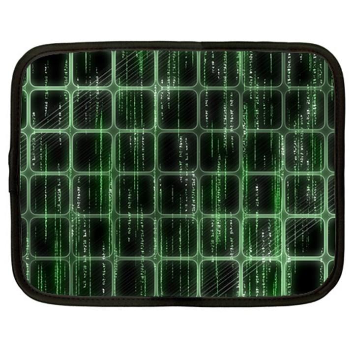 Matrix Earth Global International Netbook Case (XL)