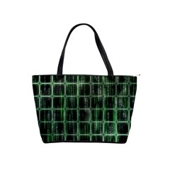 Matrix Earth Global International Shoulder Handbags
