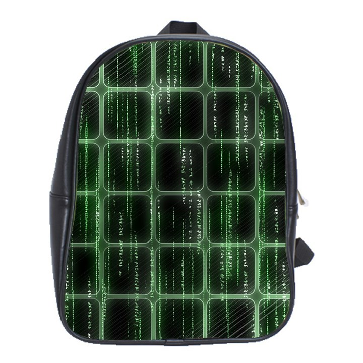 Matrix Earth Global International School Bag (Large)