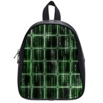 Matrix Earth Global International School Bag (Small) Front