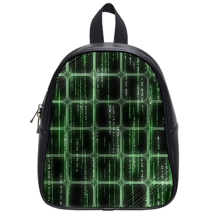 Matrix Earth Global International School Bag (Small)