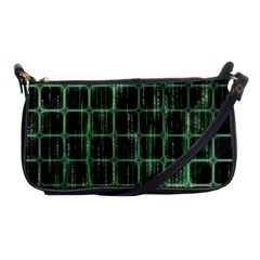 Matrix Earth Global International Shoulder Clutch Bags