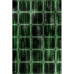 Matrix Earth Global International 5.5  x 8.5  Notebooks Back Cover