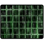 Matrix Earth Global International Fleece Blanket (Medium)  60 x50 Blanket Front