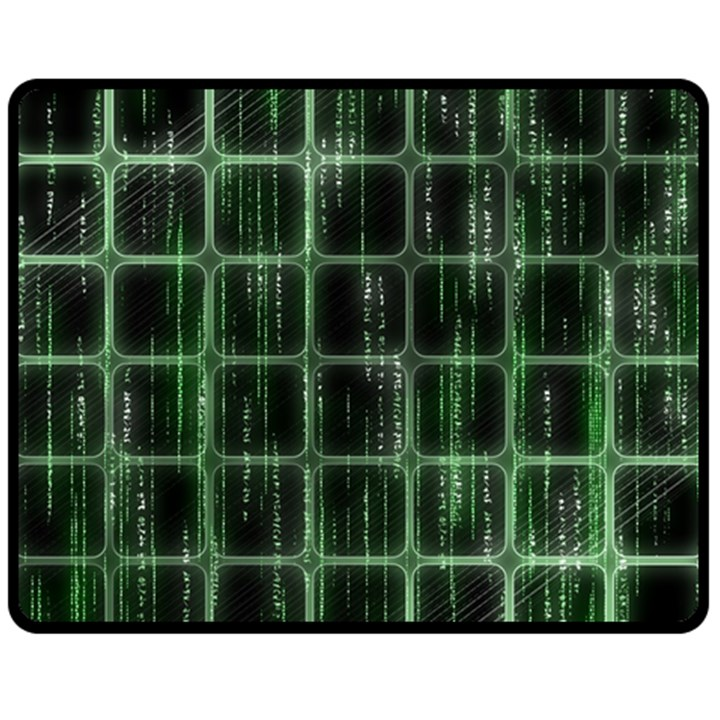 Matrix Earth Global International Fleece Blanket (Medium)