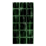 Matrix Earth Global International Shower Curtain 36  x 72  (Stall)  33.26 x66.24 Curtain