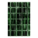 Matrix Earth Global International Shower Curtain 48  x 72  (Small)  42.18 x64.8 Curtain