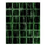 Matrix Earth Global International Shower Curtain 60  x 72  (Medium)  54.25 x65.71 Curtain