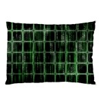 Matrix Earth Global International Pillow Case (Two Sides) Back