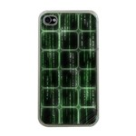 Matrix Earth Global International Apple iPhone 4 Case (Clear) Front