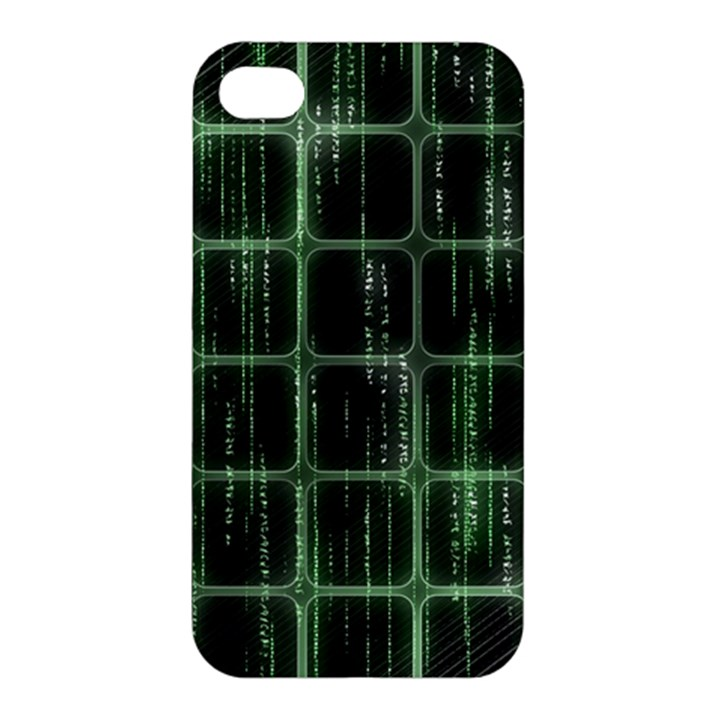 Matrix Earth Global International Apple iPhone 4/4S Hardshell Case