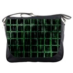 Matrix Earth Global International Messenger Bags Front