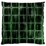 Matrix Earth Global International Large Cushion Case (Two Sides) Front