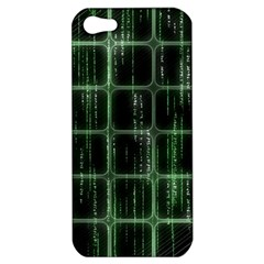 Matrix Earth Global International Apple Iphone 5 Hardshell Case