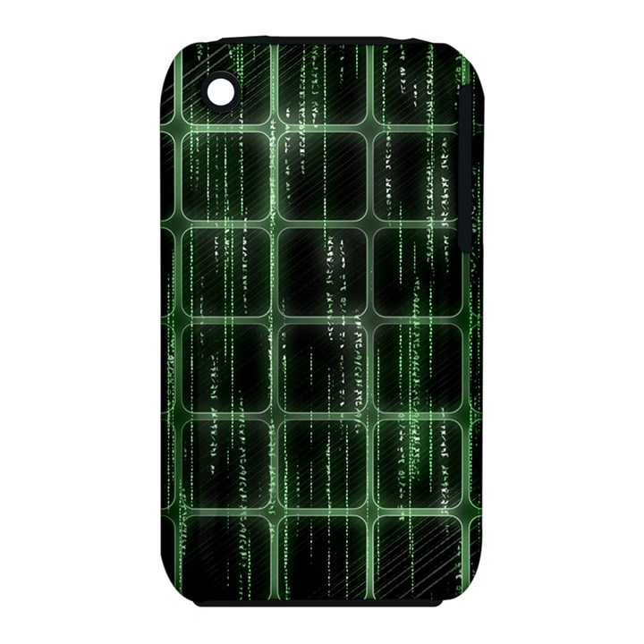 Matrix Earth Global International iPhone 3S/3GS