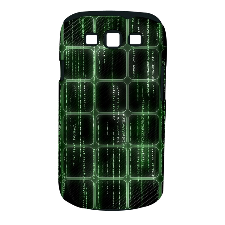 Matrix Earth Global International Samsung Galaxy S III Classic Hardshell Case (PC+Silicone)