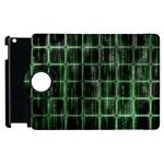 Matrix Earth Global International Apple iPad 2 Flip 360 Case Front