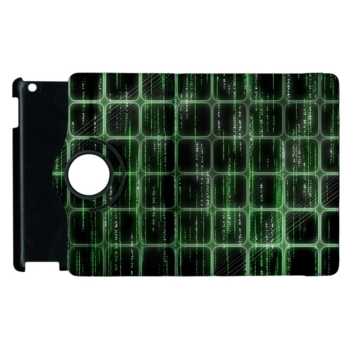 Matrix Earth Global International Apple iPad 2 Flip 360 Case