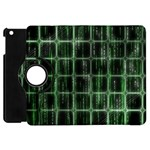 Matrix Earth Global International Apple iPad Mini Flip 360 Case Front