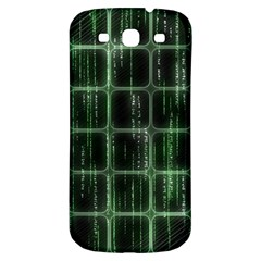 Matrix Earth Global International Samsung Galaxy S3 S Iii Classic Hardshell Back Case