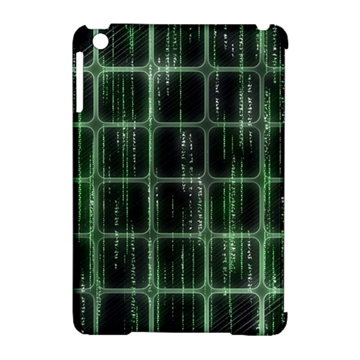 Matrix Earth Global International Apple iPad Mini Hardshell Case (Compatible with Smart Cover)