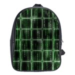 Matrix Earth Global International School Bag (XL) Front