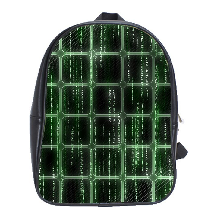 Matrix Earth Global International School Bag (XL)