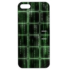 Matrix Earth Global International Apple Iphone 5 Hardshell Case With Stand