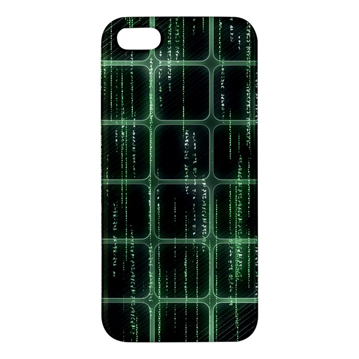 Matrix Earth Global International Apple iPhone 5 Premium Hardshell Case