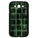Matrix Earth Global International Samsung Galaxy Grand DUOS I9082 Case (Black) Front
