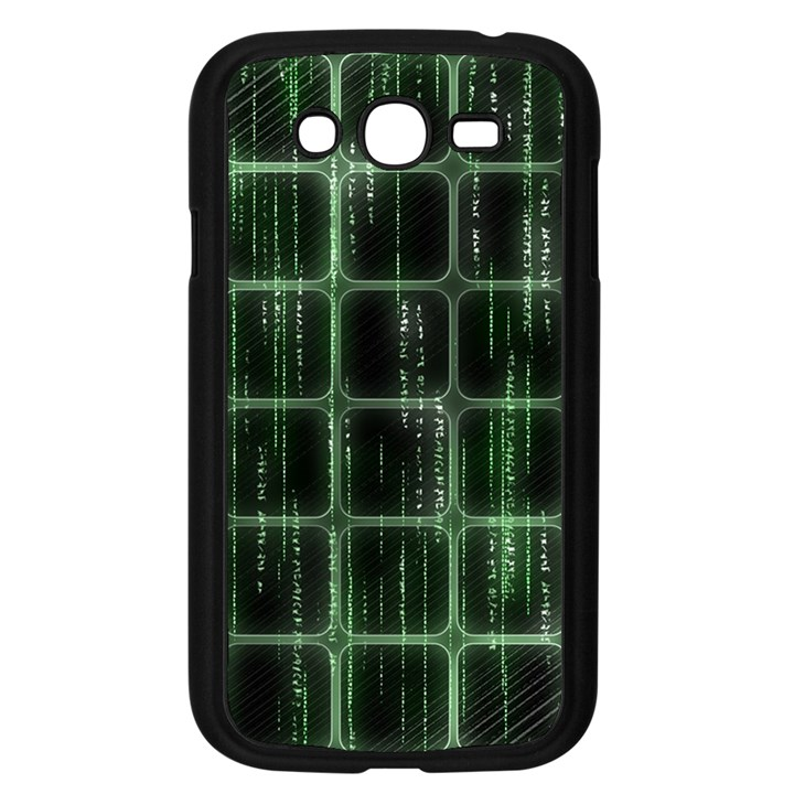 Matrix Earth Global International Samsung Galaxy Grand DUOS I9082 Case (Black)