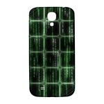 Matrix Earth Global International Samsung Galaxy S4 I9500/I9505  Hardshell Back Case Front