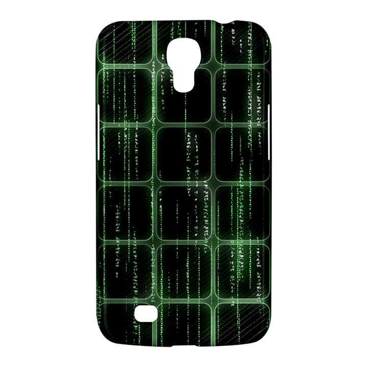 Matrix Earth Global International Samsung Galaxy Mega 6.3  I9200 Hardshell Case