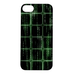 Matrix Earth Global International Apple Iphone 5s/ Se Hardshell Case