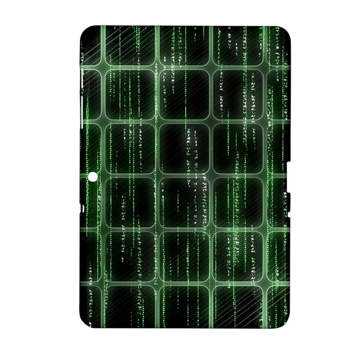 Matrix Earth Global International Samsung Galaxy Tab 2 (10.1 ) P5100 Hardshell Case