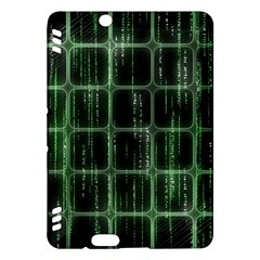 Matrix Earth Global International Kindle Fire Hdx Hardshell Case