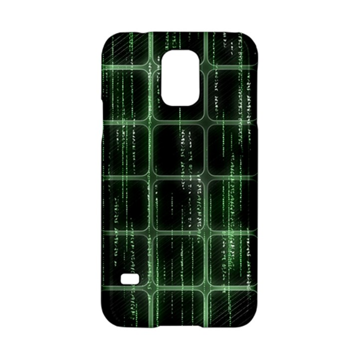 Matrix Earth Global International Samsung Galaxy S5 Hardshell Case
