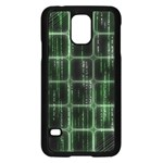 Matrix Earth Global International Samsung Galaxy S5 Case (Black) Front