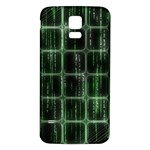 Matrix Earth Global International Samsung Galaxy S5 Back Case (White) Front